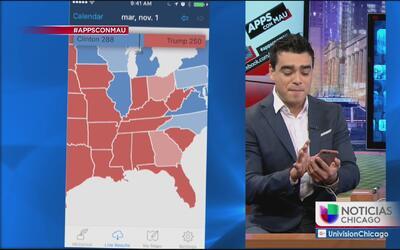 Un app perfecto para el día de las elecciones