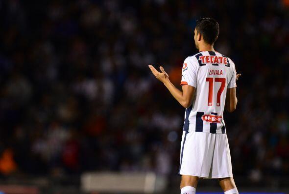 Monterrey se dedicó a cubrir la partida de Suazo y para eso trajo...