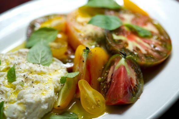 Hablando de opciones vegetarianas, también te recomendamos una sencilla...