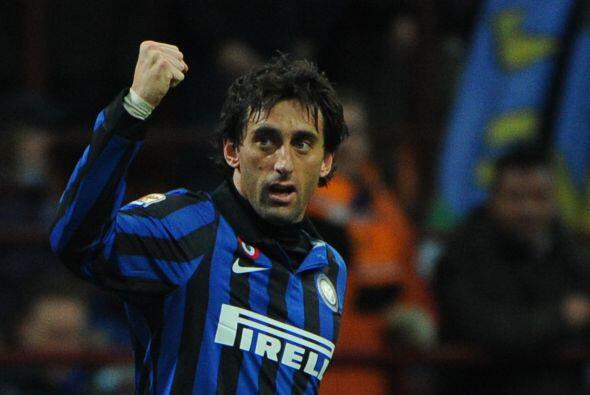 No sería el único Diego ni el único jugador del Int...