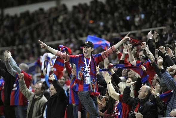 El marcador ya no cambió. CSKA eliminó al Sevilla y accedi...