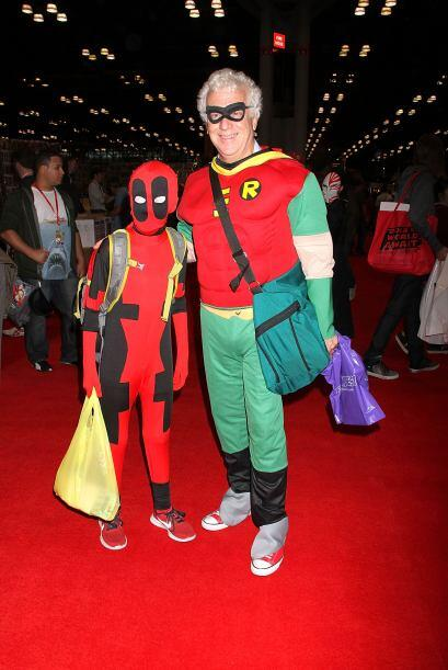 Abril 25 al 27 - Chicago Comic & Entertainment Expo:Fanáticos de los com...