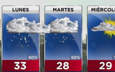Advertencia de tiempo invernal en Chicago para este lunes 13 de marzo
