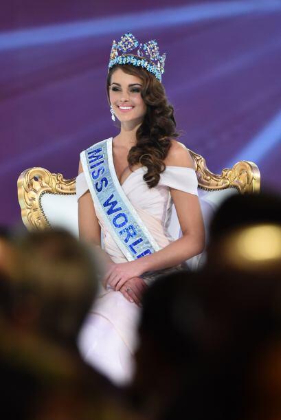 Miss World 2014, Rolene Strauss