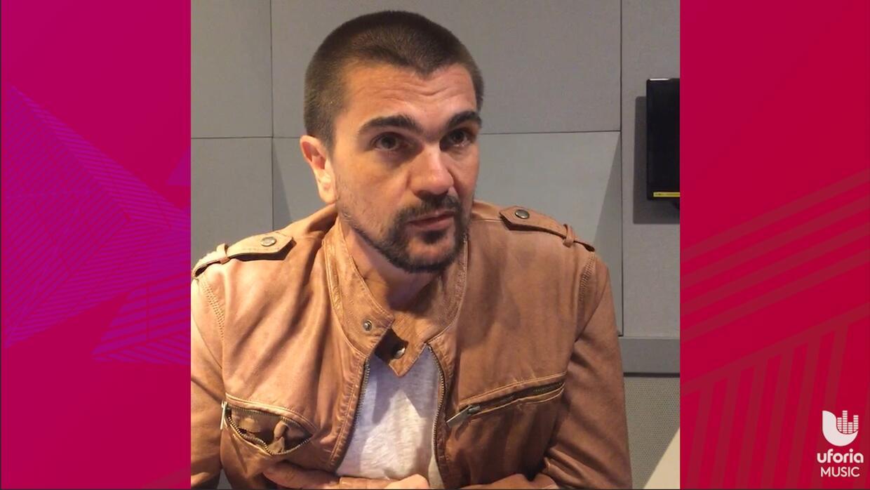 """Para Juanes, Juan Gabriel es """"nuestro Elvis"""""""