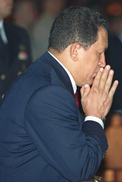 Hugo Chávez: Una lista de polémicos no podía estar completa sin la prese...