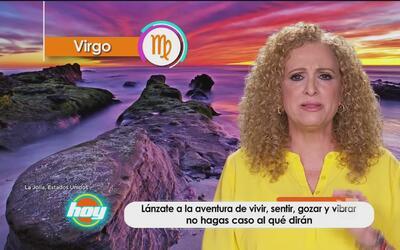 Mizada Virgo 25 de octubre de 2016