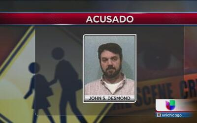 Arrestan a maestro de secundaria por acoso a estudiante