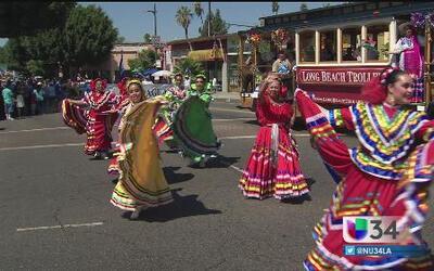 Centroamericanos celebran por todo lo alto