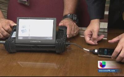 Justicia apuesta en la tecnología para esclarecer casos criminales en la...