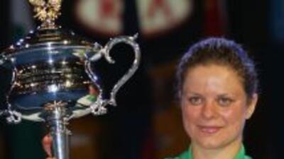 La belga se ha llevado los tres torneos más importantes de estos cinco ú...
