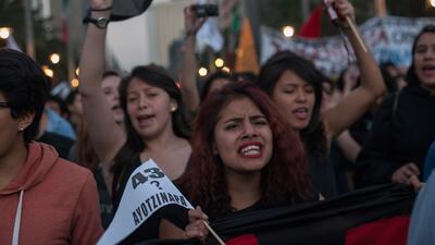 México, conmocionado tras confirmar que restos corresponden a uno de los...