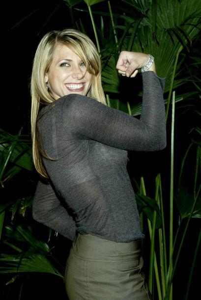 Jenna Lewis es una chica que participó en la primera y octava temporada...