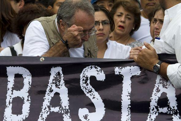 Aún no se resuelve el crimen de Juan Francisco Sicilia. Sin lugar a duda...
