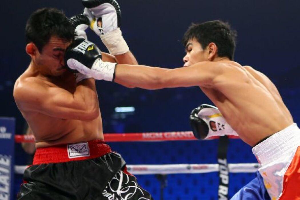 El filipno Dodey Boy Peñaloza puso a prueba la fama de la que vino prece...