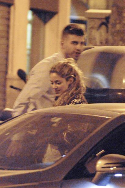 No sabemos qué más le habrá dicho Piqué a Shakira pero imaginamos que al...