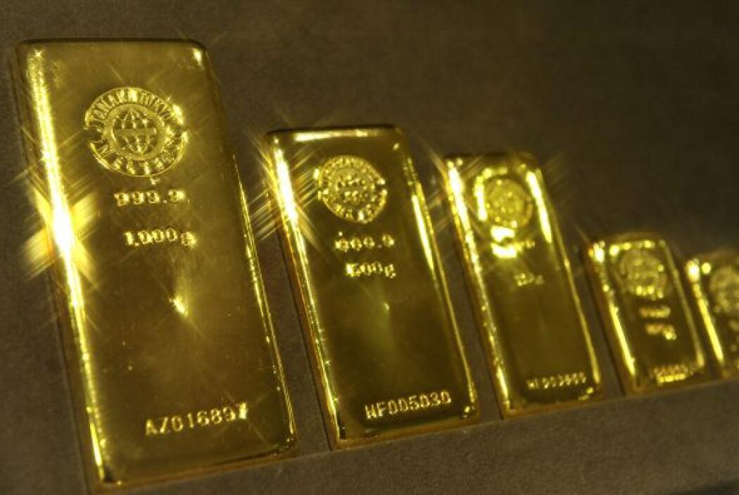 """9. JAP""""N- Las 843.3 toneladas de oro que le pertenecen a Japón tan solo..."""