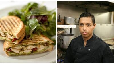 Chef Juan Aranda