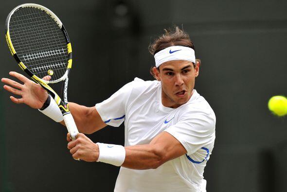 El encuentro entre Rafael Nadal y Gilles Muller se suspendió por...