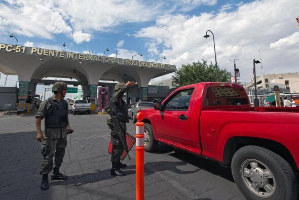 """""""La inmigración en esta frontera hasta antes de 2008 era de oportunidad,..."""
