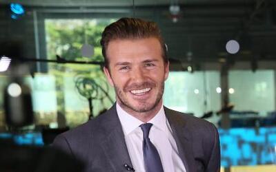 Los planes de fútbol en Miami de Beckham