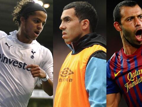 Al igual que el mercado de rumores del fútbol de Europa no para,...