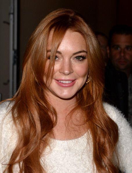 Creímos que Lindsay Lohan sería siempre la adorable niña pelirroja con p...