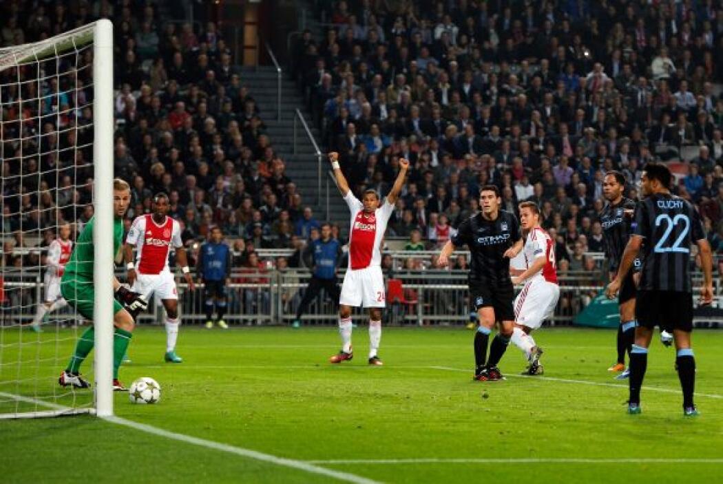 Para el segundo tiempo, los holandeses mantuvieron el ritmo con el que c...