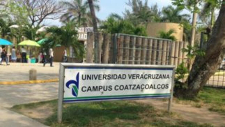 Universidad Veracruzana. (Imagen tomada de Twitter).
