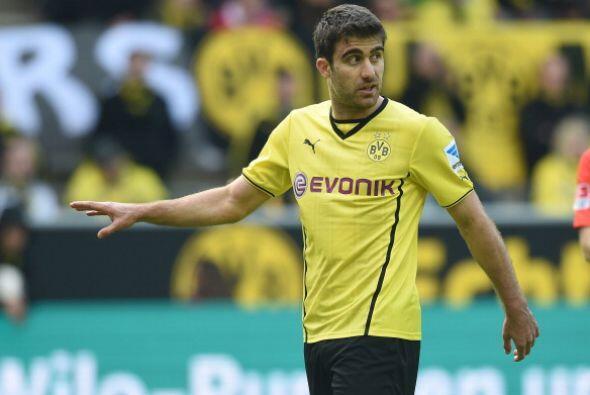 11. Borussia Dortmund: El segundo más grande de Alemania se ayud&...