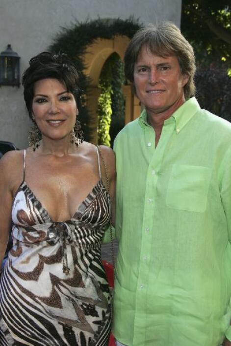 Bruce aseguró que Kris ya sabía que a él le gustaba vestirse de mujer y...