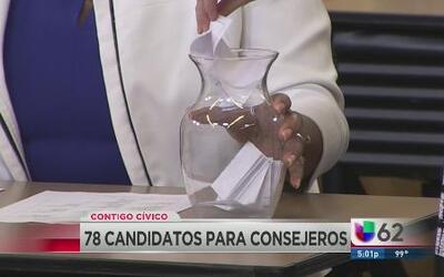 Austin tendrá 78 candidatos a concejales