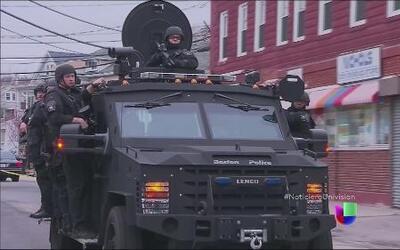 La policía estadounidense cada vez más se asemeja a un ejército