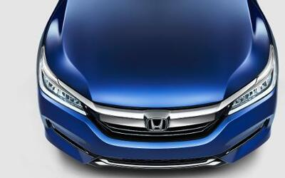 Imágenes Honda Accord Hybrid 2017