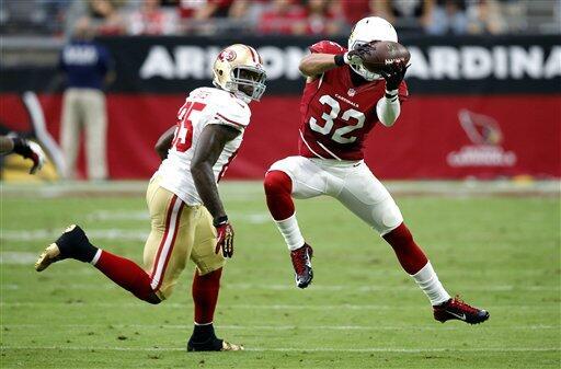 Los Cardinals les dieron cátedra de juego a los 49ers (47-7) y estas son...