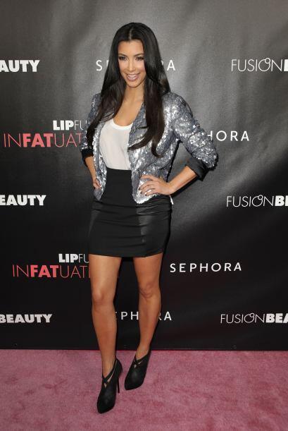 Kim Kardashian era fanática de ellos y miren nada más la m...