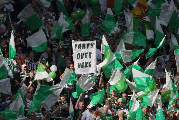 Aunque los de verde definitivamente indicaron de qué lado estaba la fiesta.