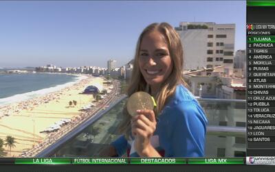 Las voces de los nuestros en los Juegos Olímpicos de Río