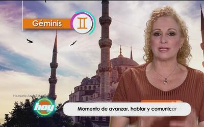 Mizada Géminis 25 de noviembre de 2016