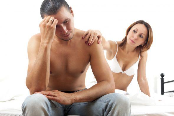 Casi cualquier pareja siente en algún momento de la relación que uno de...
