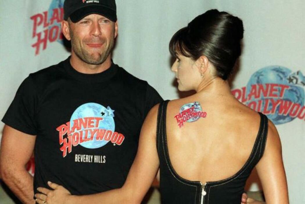 Actor y empresario, Bruce supo expandir su nombre como si fuera una marc...