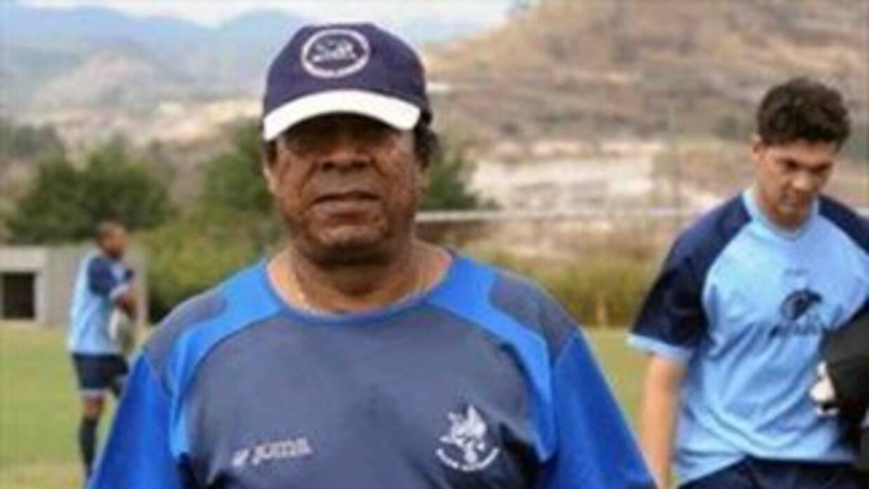 Ramón Primitivo Maradiaga DT del Marathón. (Cortesía Club Motagua)