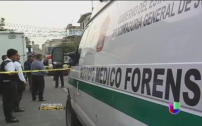 Sangriento ataque en México