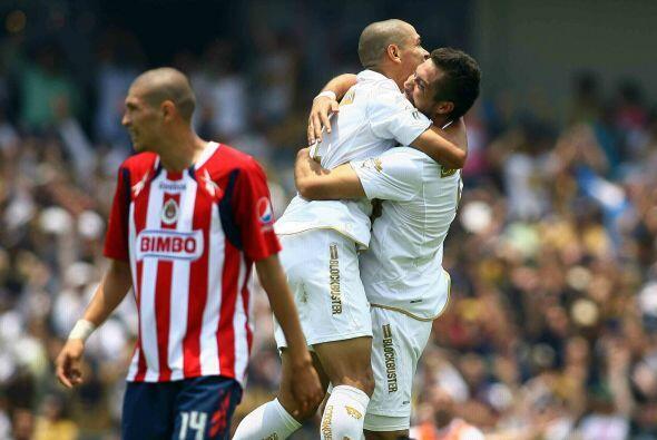 La Liguilla del Clausura 2011 volvería a enfrentar a Pumas y Chivas, la...