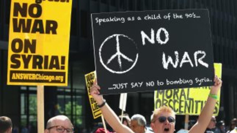El fin de semana se llevaron a cabo en Estados Unidos varias manifestaci...