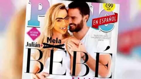 Detrás de cámaras: Mela soltó la lengua e hizo una confesión de infarto