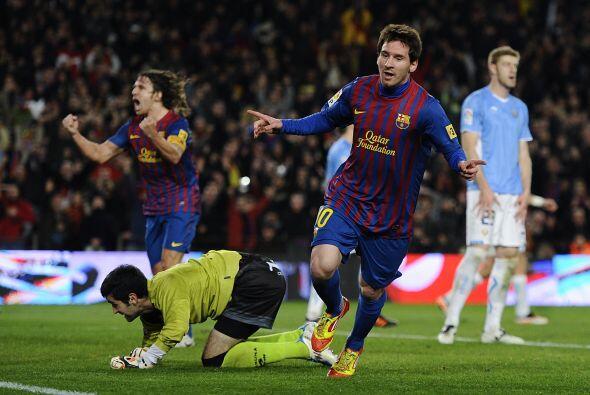 Apenas horas después de que con el Barcelona derrotaran al Osasuna en la...