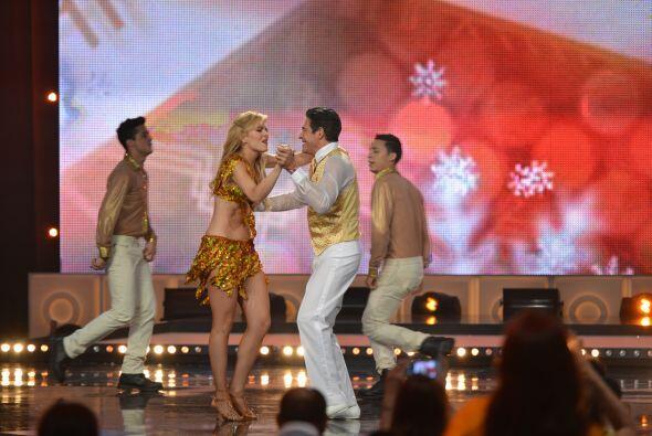 ...se diviertieron bailando como nunca.