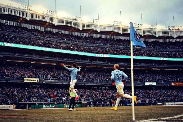 New York City FC, la unión entre Manchester City y New York Yankees, se...