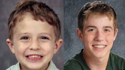 Encuentran a niño extraviado 13 años después